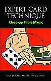Expert Card Technique (Dover Magic Books)