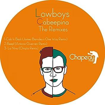Cabeepina The Remixes