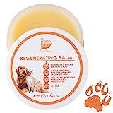 Balsamo Rigenerante per Animali Domestici - 100% Naturale - Per Zampe, Naso e Pelle - Per Cani Gatti