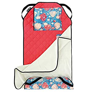 Urban Infant Tot Cot All-in-One Preschool/Daycare Toddler Nap Mat