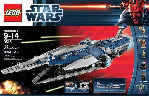 LEGO? Star Wars The Malevolence - 9515 by LEGO (English Manual)