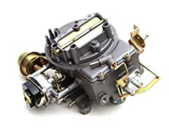 Aftermarket 2-Barrel Carburetor Replacement Heavy Duty Metal Construction Add More Horse Power While Maintaining Near Stock Fuel Mileage Directly Replace the Old/Broken One Must be Run with a Fuel Filter before inlet 1.08 Venturi .049 Jets Includes M...
