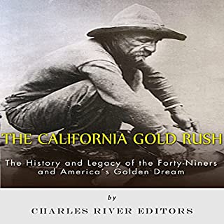 The California Gold Rush cover art