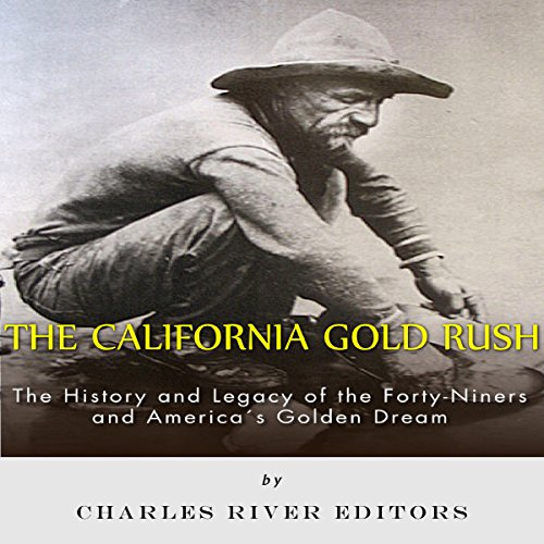 The California Gold Rush audiobook cover art