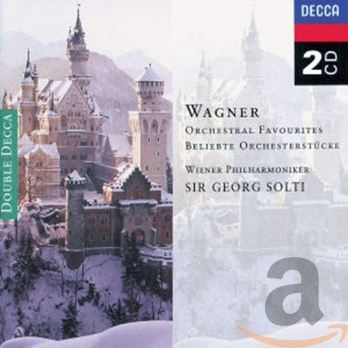 Price comparison product image Wagner: Orchestral Favourites