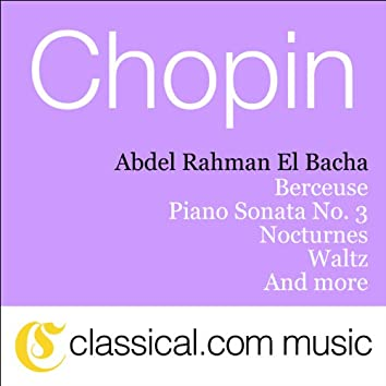 Fryderyk Franciszek Chopin, 2 Nocturnes, Op. 55