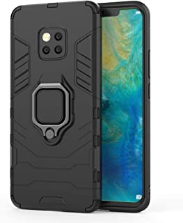 76d172570ea Huawei Mate 20 Pro Funda, CHcase 2in1 Armadura Combinación A Prueba de  Choques Escudo Cáscara Dura PC + TPU con Soporte Magnetic Car Mount Case  Cover para ...