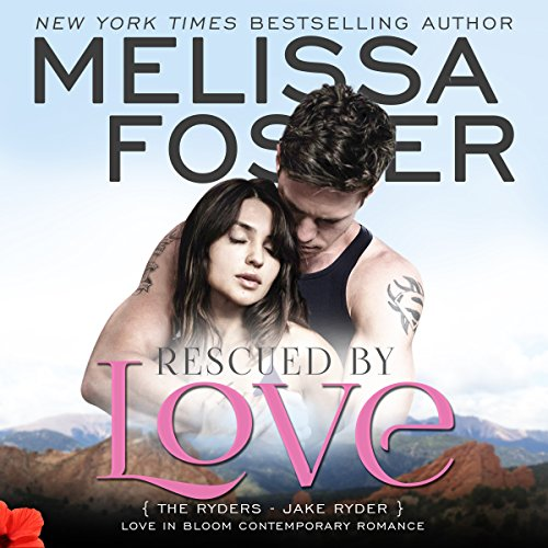 Rescued by Love audiobook cover art