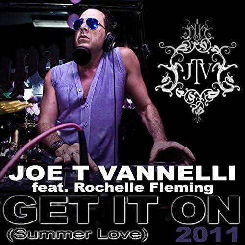 Joe T Vannelli feat. Rochelle Fleming