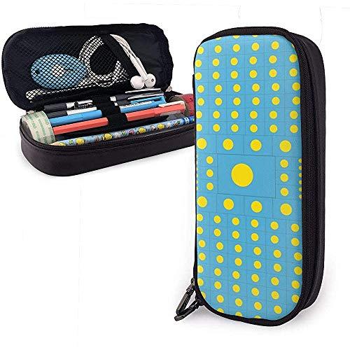 Palau Flag Bleistiftetui Pencase Pouchbeutel Briefpapier Organizer Kosmetische Make-up-Tasche