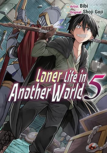 Loner Life in Another World Vol. 5 (manga)