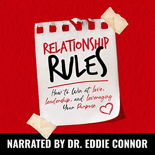 Relationship Rules Audiobook By Eddie Connor cover art