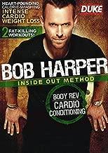 Bob Harper Inside Out Method Body Rev, Cardio Conditioning DVD