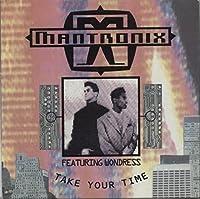 Take your time (1990, feat. Wondress) / Vinyl single [Vinyl-Single 7'']