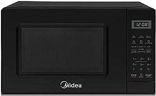 Midea Microwave EM721BK 20Ltr Solo Microwave, Digital Control, Power 700W, Black Color, 1 year Warranty