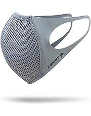 ザムスト(ZAMST) マウスカバー スポーツ用 ランニング 薄型 通気性 呼吸しやすい スポーツマスク