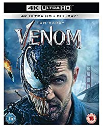 Venom (Blu-Ray) 4K Ultra HD,In Great Condition