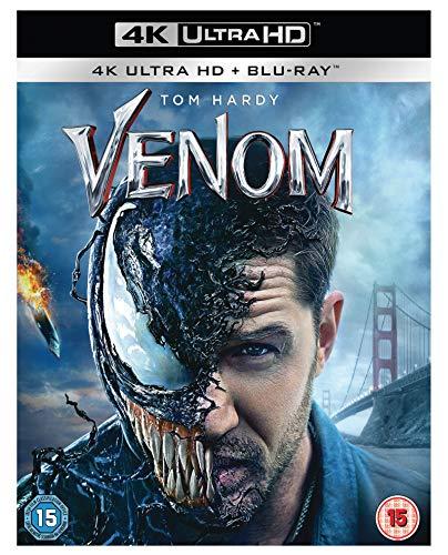 Venom (2018) (2 Blu-Ray) [Edizione: Regno Unito]