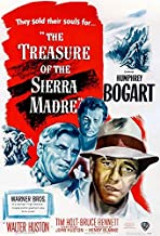The Treasure of The Sierra Madre - 1948 - Movie Poster