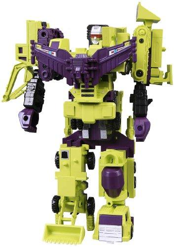 Transformers Encore 20A Devastar Animation Color Version Figurine