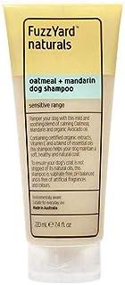 FuzzYard Oatmeal & Mandarin Sensitive Dog Shampoo
