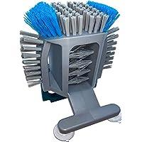 Sink N' Spin Dishwashing Suction Scrub Brush