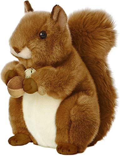 Aurora World Miyoni Squirrel Rusty Plush (Red Squirrel)