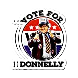MrMint Stickers Vote for Donnelly 3x4 Inch Car Decals (3 Pcs/Pack)