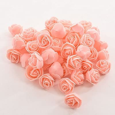 #04 Pink Pretty Artificial Silk Fake Leaf Peony Flowers Floral Wedding Party Home Decors