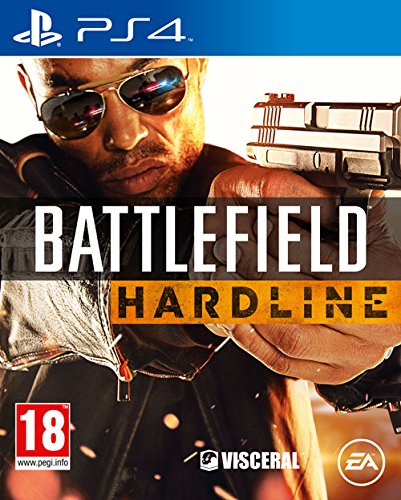 Battlefield Hardline PS4 [