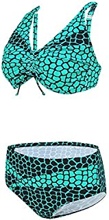 BEESCLOVER High Waist Bikinis Push Up Halter Bikini Set Bathing Female Biquinis Swimsuit