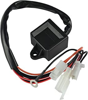 FLYPIG New Replacement CDI Control Unit Ignition Coil for Yamaha PW80 PW 80