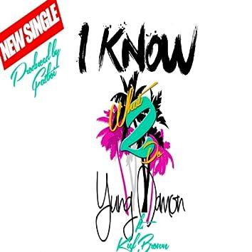 I Know What 2 Do [Prod.by Fatboi] (feat. Kief Brown)