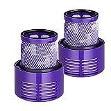2PCS Filtros Lavables de Reemplazo Compatible con Dyson...