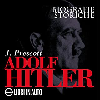 Adolf Hitler. Biografie Storiche copertina