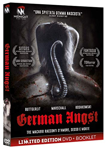 Dvd - German Angst (Ltd) (Dvd+Booklet) (1 DVD)
