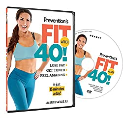 Prevention's Fit After 40!