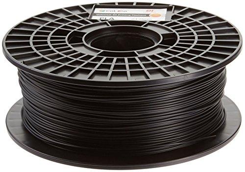 CoLiDo Black PLA 3D Printer Filament Spool - 1.75mm diameter / 1kg