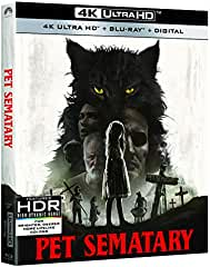 PET SEMATARY arrives on Digital June 25th and 4K Ultra HD, Blu-ray and DVD July 9th from Paramount