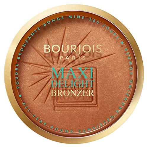 Bourjois - Maxi Delight Bronzer - 02 Tan/Dark - 18gr