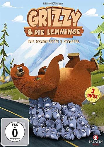 Grizzy & die Lemminge - Staffel 1 [3 DVDs]