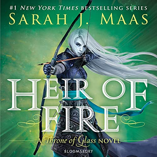 Heir of Fire cover art