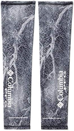 Columbia Unisex Freezer Zero Arm Sleeves Black Real Tree Mako Small Medium product image