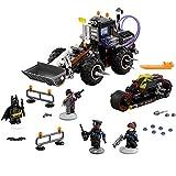 LEGO Batman Movie Two-Face Double Demolition 70915 Building Kit