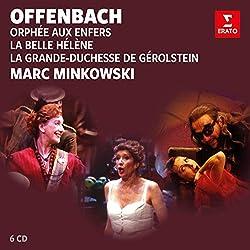 Offenbach: Orphee Aux Enfers La Belle Helene La Grande-duchesse de Gerolstein