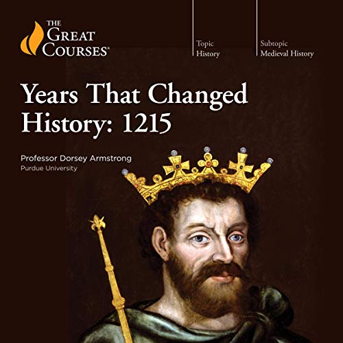 Years That Changed History: 1215 audiobook cover art