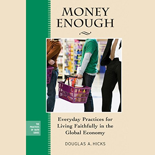 Money Enough audiobook cover art
