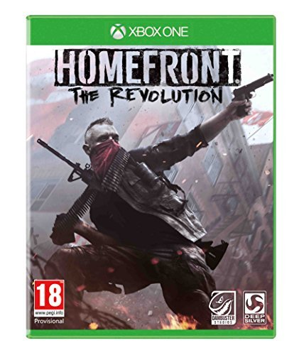 Deep Silver Homefront: The Revolution, Xbox One - video games (Xbox One, Xbox One, Physical media, DVD, FPS (First Person Shooter), Deep Silver, M (Mature)) by Koch International