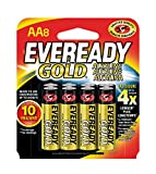 Eveready AA Batteries (8 Count)