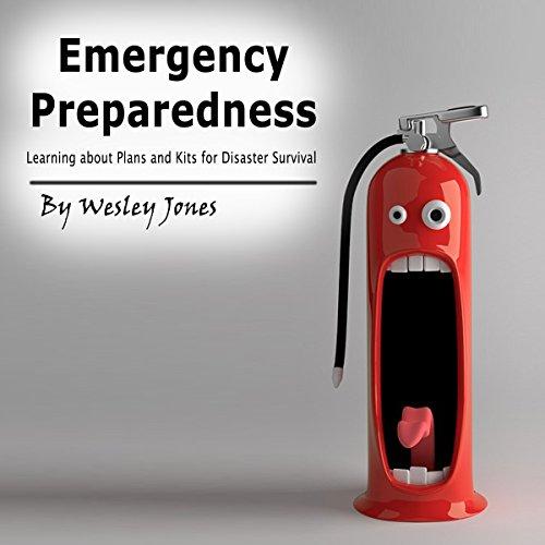 Emergency Preparedness audiobook cover art